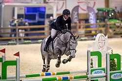 De Brabander Christophe, BEL, Pegasus van't Ruytershof<br /> Pavo Hengstencompetitie<br /> Azelhof Lier 2020<br /> © Hippo Foto - Dirk Caremans