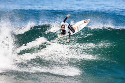 Pauline Ado (FRA) will surf in Round 2 of the 2018 Roxy Pro France after placing third in Heat 4 of Round 1 in Hossegor, France.