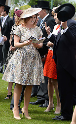 PRINCESS EUGENIE OF YORK at the Investec Derby 2013 held at Epsom Racecourse, Epsom, Surrey on 1st June 2013.