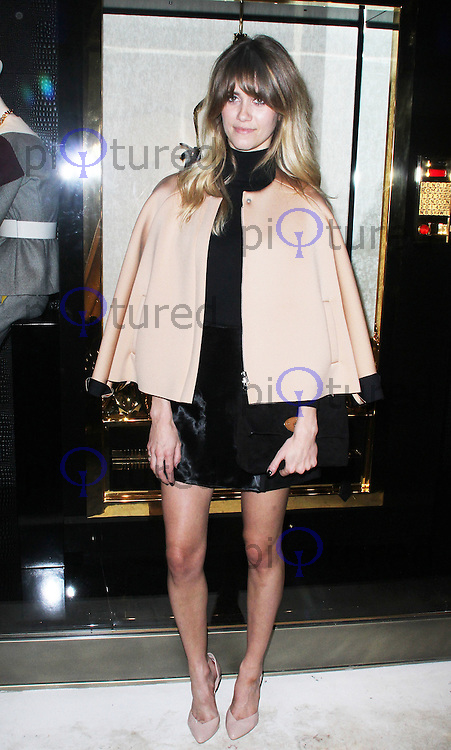 Whinnie Wiliams, Fendi - Store Launch Party, New Bond Street, London UK, 01 May 2014, Photo by Brett D. Cove