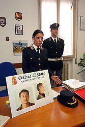 CONFERENZA POLIZIA ARRESTO LADRO