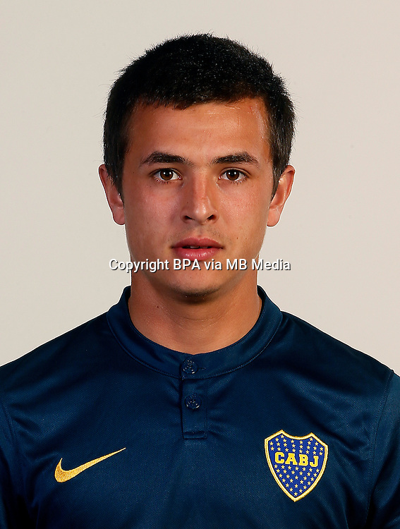 Argentina League - Primera Division 2015 / <br /> Club Atletico Boca Juniors - Argentina - <br /> Adrian Cubas
