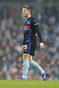 r25	Rotherham United midfielder Ben Wiles (25) during the The FA Cup 3rd round match between Manchester City and Rotherham United at the Etihad Stadium, Manchester, England on 6 January 2019.