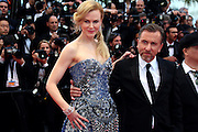 - Cannes, France - New York City....<br /> <br /> 'Grace of Monaco' Premiere<br /> <br /> .Actors Nicole Kidman and Tim Roth arriving at the opening ceremony and the 'Grace of Monaco' Premiere at the 67th Annual Cannes Film Festival  in Cannes, France<br />  ©Exclusivepix