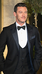 Photo Must Be Credited ©Alpha Press<br /> Luke Evans<br /> arrives at the EE British Academy Film Awards after party dinner at the Grosvenor House Hotel in London.