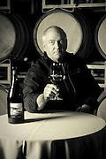 Winemaker Portrait, Dave Grooters of Carlton Cellars Vineyard,