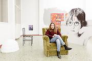 Atene, Dec. 2014 - Iliana Fokianaki (34) Gallerista No-profit - Grecia: Reaction Era