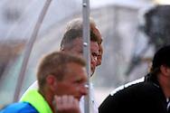 26.07.2010, Harjun stadion, Jyv?skyl?..Veikkausliiga 2010, JJK Jyv?skyl? - Tampere United..Valmentaja Ari Hjelm - TamU.©Juha Tamminen.