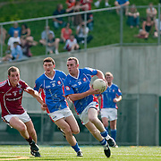 May 2, 2010 - Bronx, NY : The New York Gaelic Athletic Association  hosted the Galway Tribesmen this past Sunday at Gaelic Field in Riverdale for the opening match of the 2010 Connacht Football Championship. The hosts gave their overseas visitors a ferocious 60 minutes of play before falling 2-13 to 0-12.