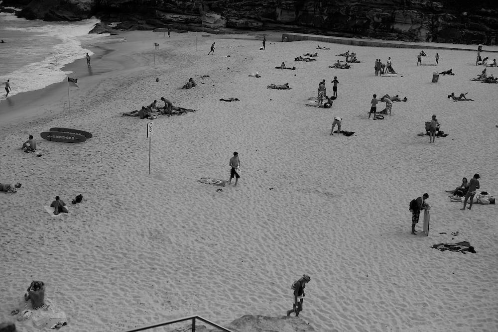 Tammaramma beach, Sydney