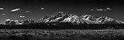 Sawtooth Mountain Panorama