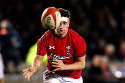 Dafydd Buckland of Wales U20 - Mandatory by-line: Robbie Stephenson/JMP - 22/02/2019 - RUGBY - Zip World Stadium - Colwyn Bay, Wales - Wales U20 v England U20 - Under-20 Six Nations