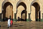 Mohammed V Mosque, Casablanca