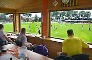 Nederland, Angeren, 14-8-2016Voetbaltoernooi Job Brandts . Wedstrijd RKVV-JongeKrachtFoto: Flip Franssen