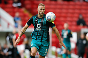 Swansea City defender Mike van der Hoorn (5) during the EFL Sky Bet Championship match between Barnsley and Swansea City at Oakwell, Barnsley, England on 19 October 2019.