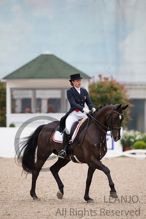 Sofie Jeppesen - Hedebo's First As<br /> World Equestrian Festival, CHIO Aachen 2013<br /> &copy; DigiShots