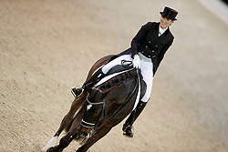 Barbancon Mestre Morgan, ESP, Sir Donnerhall II Old<br /> The Dutch Masters<br /> Indoor Brabant - 's Hertogen bosch 2018<br /> © Hippo Foto - Dirk Caremans<br /> 09/03/2018