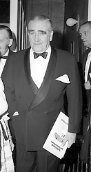 The 5TH DUKE OF WESTMINSTER at a party in London on 2nd March 1972