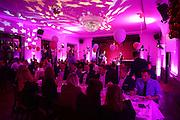 Mannheim. 31.12.15  In der Silvesternacht. Neujahrsfeier mit Konzerten und Partys.<br /> - Bootshaus mit der Silvestergala.<br /> <br /> Bild: Markus Prosswitz 31DEC15 / masterpress (Bild ist honorarpflichtig - No Model Release!)