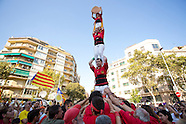 Barcelona: Catalonia National Day, 11 September 2016