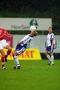 Finland v Switzerland 5.5.2002