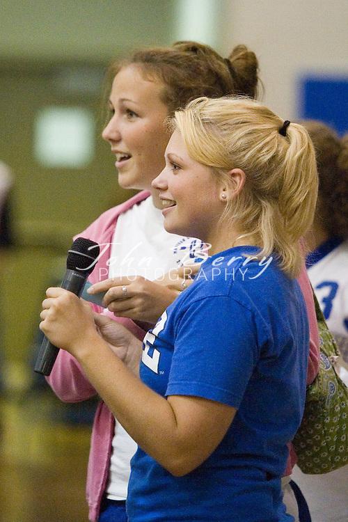 MCHS Varsity Volleyball .vs Rappahannock.September 28, 2006