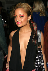Jan 15, 2004; Hollywood, CA, USA; NICOLE RICHIE at the premiere of 'The Bathroom Tapes' as part of the LA production for the hit Off-Broadway show, 'Pieces (Of Ass)'..  (Credit Image: Ning Chiu/ZUMAPRESS.com)