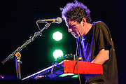 Photos of the band Yo La Tengo performing live at Harpa during Iceland Airwaves Music Festival in Reykjavik, Iceland. October 31, 2013. Copyright © 2013 Matthew Eisman. All Rights Reserved