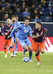 October 2, 2018 - France - Ishak Befodli 19 (Credit Image: © Panoramic via ZUMA Press)