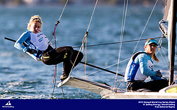 From 27 January to 3 February 2019, Miami will host sailors for the second round of the 2019 Hempel World Cup Series in Coconut Grove. More than 650 sailors from 60 nations will race across the 10 Olympic Events.<br /> ©PEDRO MARTINEZ/SAILING ENERGY/WORLD SAILING<br /> 29 January, 2019.