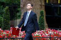 © Licensed to London News Pictures. 18/07/2017. Northern Ireland Secretary JAMES BROKENSHIRE attends a cabinet meeting in Downing Street, London on Tuesday, 18 July 2017 London, UK. Photo credit: Tolga Akmen/LNP