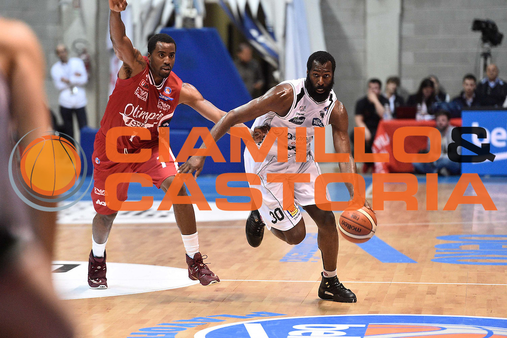 Milano 10.05.2016<br /> Basket Serie A - Playoff Gara 2<br /> EA7 Emporio Armani Milano - Dolomiti Energia Trento<br /> <br /> Nella foto: Julian Wright