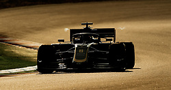 Haas Romain Grosjean during day four of pre-season testing at the Circuit de Barcelona-Catalunya.
