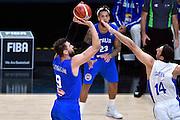DESCRIZIONE : Lille Eurobasket 2015 Ottavi di Finale Israele Italia Israel Italy<br /> GIOCATORE : Andrea Bargnani<br /> CATEGORIA : nazionale maschile senior A<br /> GARA : Lille Eurobasket 2015 Ottavi di Finale Israele Italia Israel Italy<br /> DATA : 13/09/2015<br /> AUTORE : Agenzia Ciamillo-Castoria
