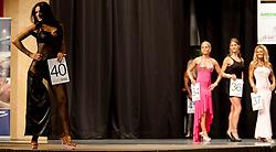 17.09.2011, Kammersaal, Graz, AUT, Fitness World Championships, im Bild die Kandidatinnen bei der Vorstellung // during Fitness World Championships at Kammersaal in Graz, Austria on 17/09/2011. EXPA Pictures © 2011, PhotoCredit: EXPA/ E. Scheriau