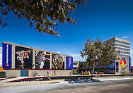 OCSA – Orange County School of the Arts by John Sergio Fisher & Associates.