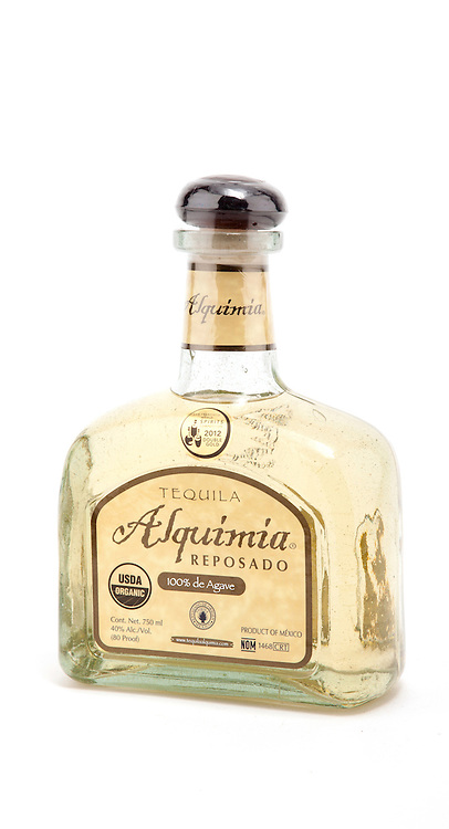 Alquimia Reposado Tequila -- Image originally appeared in the Tequila Matchmaker: http://tequilamatchmaker.com