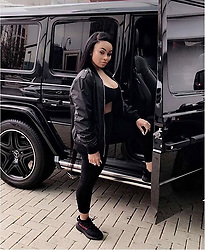"""Blac Chyna releases a photo on Instagram with the following caption: """"BEST Booty Hugging Jeans \ud83d\ude0d\ud83c\udf51 @fashionnova @fashionnova"""". Photo Credit: Instagram *** No USA Distribution *** For Editorial Use Only *** Not to be Published in Books or Photo Books ***  Please note: Fees charged by the agency are for the agency's services only, and do not, nor are they intended to, convey to the user any ownership of Copyright or License in the material. The agency does not claim any ownership including but not limited to Copyright or License in the attached material. By publishing this material you expressly agree to indemnify and to hold the agency and its directors, shareholders and employees harmless from any loss, claims, damages, demands, expenses (including legal fees), or any causes of action or allegation against the agency arising out of or connected in any way with publication of the material."""