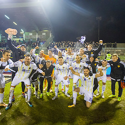 20181207: SLO, Football - Prva liga Telekom Slovenije 2018/19, NK Rudar vs NK Maribor
