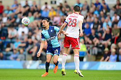 Randell Williams of Wycombe Wanderers - Mandatory by-line: Dougie Allward/JMP - 21/04/2018 - FOOTBALL - Adam's Park - High Wycombe, England - Wycombe Wanderers v Accrington Stanley - Sky Bet League Two