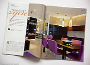 Piotr Gesicki magazine publications