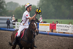 Jacops Vincent, BEL, Siglinde<br /> BK Horseball 2018<br /> © Sharon Vandeput<br /> 16:09:52