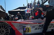#89 Intersport Racing Oreca FLM09: Kyle Marcelli, Tomy Drissi, Chapman Ducote, David Ducote