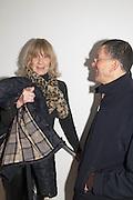 , BARBARA STEVENI; ANTONY GORMLEYGerard Byme. Whitechapel Gallery. London. 16 January 2012.