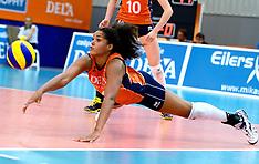 20140907 NED: Dela Trophy Duitsland - Nederland, Leek