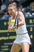 Wimbledon - Simona Halep (ROU) vs Angelique KERBER (Ger).