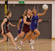 Netball - Super 12 Finals - Bowl / Plate