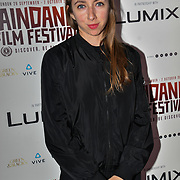 Ana Quiroga soundtrack of LCC in I hate New York attend World Premiere of Team Khan - Raindance Film Festival 2018 at Vue Cinemas - Piccadilly, London, UK. 29 September 2018.