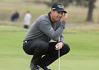 Golf - 2018 Sky Sports British Masters - Thursday, First Round<br /> <br /> Padraig Harrington of Ireland, at Walton Heath Golf Club.<br /> <br /> COLORSPORT/ANDREW COWIE