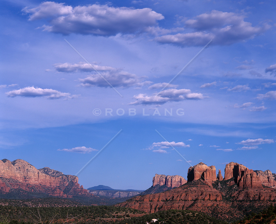 Scenic view of the Abiquiu desert expanse in New Mexico